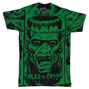Tales of the Crypt - Frankenstein Jumbo Tee