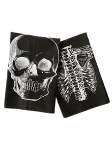 Anatomical Skull Dish Towel Set