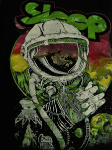 Sleep - Astronaut Test Backpatch