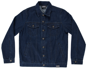 Men's Denim Jacket in Blue