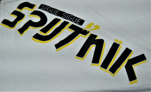 Sputnik - Sigue Sigue -  Test Backpatch