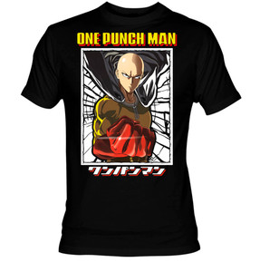 One Punch Man! Anime T-Shirt