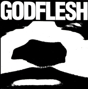 "Godflesh Logo 4x4"" Printed Sticker"