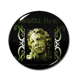 """Skeletal Family - Songs of Love, Hope & Despair  1"""" Pin"""