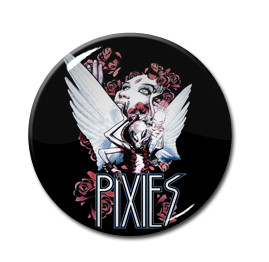 "The Pixies 1"" Pin"