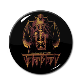 "Teitanblood - Cadaver Synod 1"" Pin"