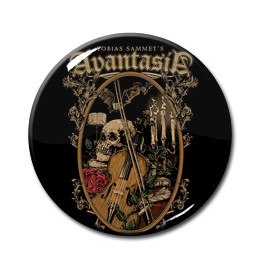 "Avantasia 1"" Pin"