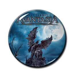 "Avantasia - Angel of Babylon 1"" Pin"