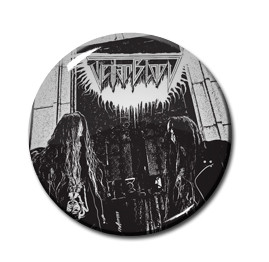 "Teitanblood - Black and White 1"" Pin"
