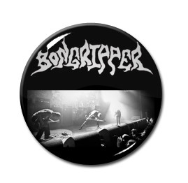 "Bongripper 1"" Pin"