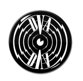 """Clock DVA - Spiral 2.25"""" Pin"""