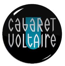 """Cabaret Voltaire 1.5"""" Pin"""