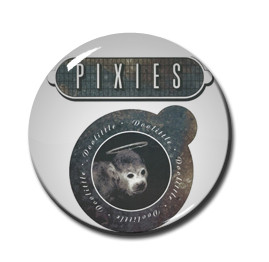 "The Pixies - Doolittle 1.5"" Pin"
