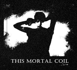 "The Mortal Coil 4.5x4"" Printed Patch"