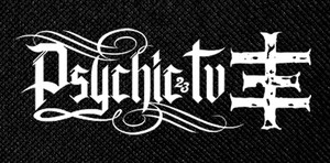"Psychic TV 5x2"" Printed Patch"