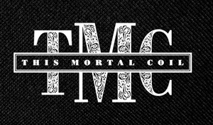 "This Mortal Coil - TMC 5.5x3"" Printed Patch"