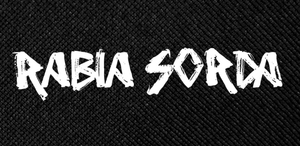 "Rabia Sorda Logo 5x2.5"" Printed Patch"