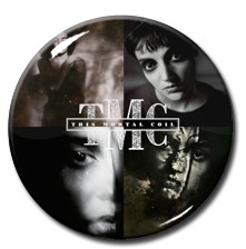"This Mortal Coil - TMC 1"" Pin"