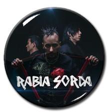 """Rabia Sorda Band 1"""" Pin"""