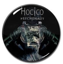 """Hocico - Psychonaut 1"""" Pin"""