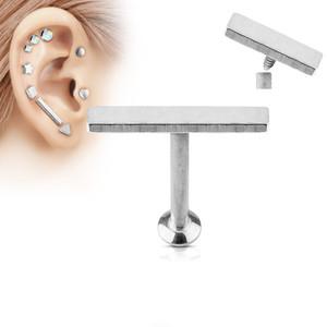 2x Bar 16g Multi Piercing