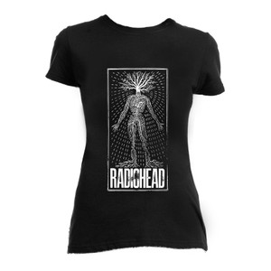 Radiohead Roots Girls T-Shirt