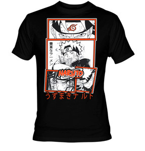 Naruto Ramen Fight T-Shirt
