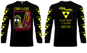 Carnivore Retaliate Long Sleeve T-Shirt