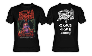 Death Scream Bloody Gore T-Shirt