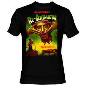 The Re-animator - It Will Scare YouT-Shirt