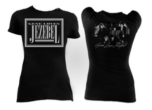 Gene Loves Jezebel Girls T-Shirt