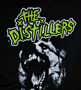 The Distillers Wolf - Test Backpatch