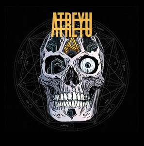 "Atreyu - In our Wake - 4x4"" Color Patch"