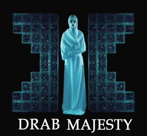 "Drab Majesty - Demonstration - 4.5x4"" Color Patch"