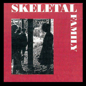 "Skeletal Family - The Singles Plus - 4x4"" Color Patch"