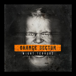 "Orange Sector - Night Terrors 4x4"" Color Patch"