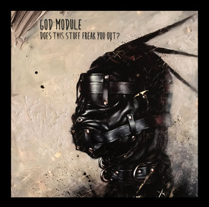 """God Module - Does This Stuff Freak You Out? 4x4"""" Color Patch"""
