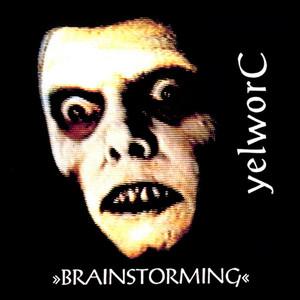 "Brainstorm - Yelworc  4x4"" Color Patch"