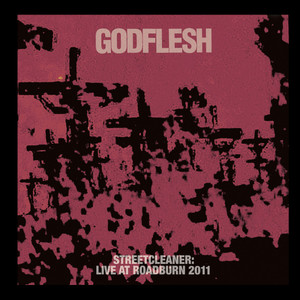 """Godflesh - Street Cleaner Live  4x4"""" Color Patch"""