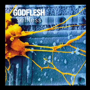 "Godflesh - Selfless  4x4"" Color Patch"