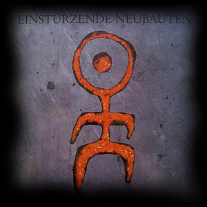 """Einstürzende Neubauten - Strategies Against Architecture II 4x4"""" Color Patch"""