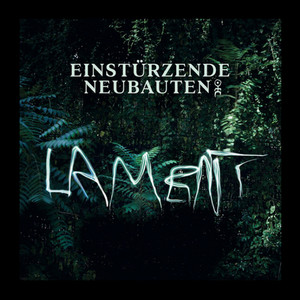 "Einstürzende Neubauten - Lament 4x4"" Color Patch"