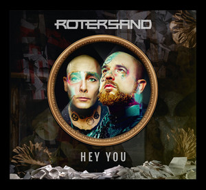 "Rotersand - Hey You 4x4"" Color Patch"