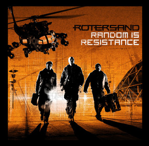 "Rotersand - Random is Resistance 4x4"" Color Patch"