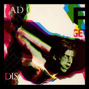 "FAD Gadget - Frank Tovey 4x4"" Color Patch"