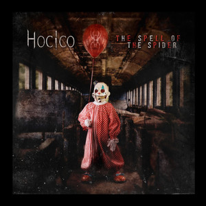 """Hocico - The Spell of the Spider 4x4"""" Color Patch"""