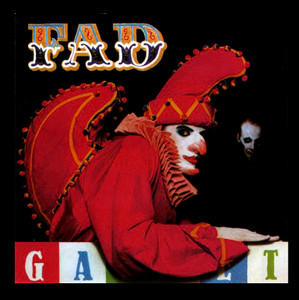 "FAD Gadget - Incontinent 4x4"" Color Patch"