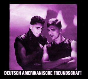 "Deutsche Amerikanische Freundschaft 5x4"" Color Patch"