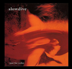 "Slowdive - Just for a Day 4x4"" Color Patch"