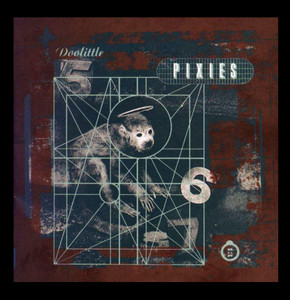 "Pixies - Doolittle 4x4"" Color Patch"